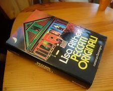 PECCATI ORIGINALI di LISA ALTHER romanzo SONZOGNO 1989