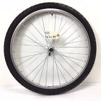 "Sun 26"" Front Bicycle Alloy Wheel, Quick Release 1.95"""" Tire MTB Bike #O22"