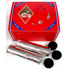 Three 3 Kings CHARCOAL Hookah Shisha Coal Incense quick light 10 Rolls/100 pcs