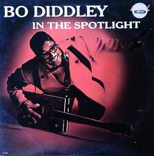 BO DIDDLEY - IN THE SPOTLIGHT - CHESS LP - REISSUE - 1987