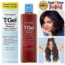 TGel Shampoo Neutrogena Therapeutic Treatment For Scalp Dandruff Psoriasis 125ml