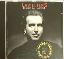 BERNARD LAVILLIERS : CHAMPS DU POSSIBLE  - [ CD ALBUM ]