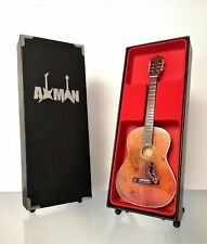 Willie Nelson 1969 Martin N-20 'Trigger' - Miniature Guitar Replica
