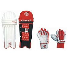 Cricket Combo CHAMPION Junior Legguard Batting Pad + Batting Glove RH For 5-6 Yr