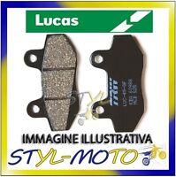 PASTIGLIE ANTERIORI ORGANICHE TRW MCB542 SUZUKI VS 800 GL INTRUDER 1996
