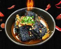 Hunan Changsha specialty Snacks(彭记轩 臭豆腐25g*10 Stinky tofu)Pengjixuan正宗头号炸黑色臭豆干