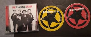 The Clash The Essential Clash Music CD (Double CD)