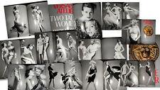 Vtg Vogue Italia 1995 Nadja Auermann Versace ads Richard Avedon Kristen McMenamy