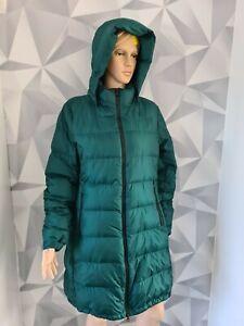 The North Face Green Women's Metropolis 3 Parka Jacket  SIZE Uk Large