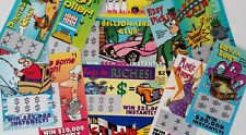24 FaKe GaG JoKe PrAnK LoTTo LoTTeRy TiCkEtS Special Price $4.99  *FREE Shipping