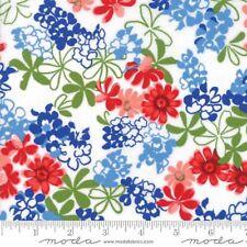 Bluebonnet Patch, 33312 11 New by Sentimental Studios of Moda Fabrics