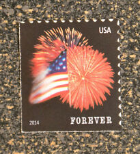 2014USA #4855  Forever The Star Spangled Banner - From (APU) Booklet    Mint NH
