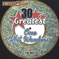 Drew's Famous 30 Greatest One Hit Wonders by Drew's Famous (CD, Jul-2002, 2 Dis…