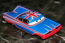 "DISNEY PIXAR CARS ""UNION JACK RAMONE""  BRAND NEW, SHIP WORLDWIDE,  LOOSE"