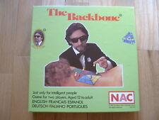 juego de mesa - The Backbone - NAC 1983 - Serie Club - juego de estrategia