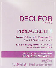 Decleor Prolagene Lift And Firm Day Cream Dry 50ml(1.7oz)  BRAND NEW