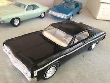 1963 Oldsmobile Olds Starfire  Promo Model Car Original Black JoHan