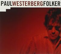 PAUL WESTERBERG Folker 2004 US 13-trk CD digipak NEW/SEALED The Replacements