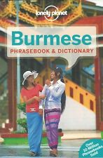 Lonely Planet Burmese Phrasebook *IN STOCK IN MELBOURNE - NEW*