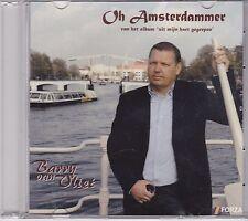 Barry van Vliet-Oh Amsterdammer Promo cd single