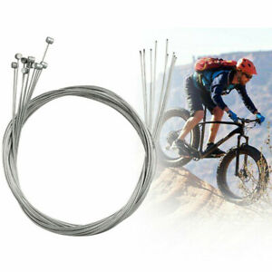 10X Bicycle Shift Shifter Derailleur Gear Stainless Steel Rear Inner Cable Wires