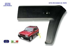 Modanatura Sinistra per Fiat Panda Young kit modanature fasce kit SX fascia nero