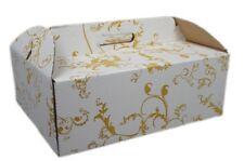 10 x Tortenkarton Kuchenkarton 47x35x15 cm Tortenbox Hochzeit Party