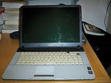 Notebook Sony Vaio PCG-7G1M  non funzionante x ricambi