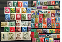 Sammlung Niederlande ab1952 - 1970* (25 komplette Sätze) + 120 Werte