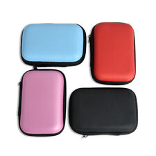 """Portable 2.5"""" USB External Cable Hard Drive Disk HDD Cover Pouch Bags Carry Case"""