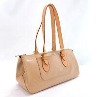 LOUIS VUITTON Handbag M93509 Rosewood Avenue Monogram Vernis/Leather Women
