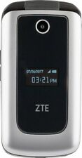 Verizon Prepaid - Zte Cymbal 4G with 4Gb Memory Prepaid Cell Phone - Silver