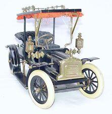 George Carette Jan Blenken Ford Model T Open Coach Tin Toy Car 32cm Mint`80 Rare