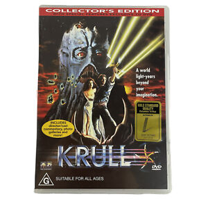 Krull (1983) Collector's Edition DVD PAL