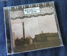 "Kings To You - The Antidote [NEW & SEALED] (Indie CD; formerly ""Dismissed"" band}"