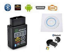 Elm327 Elm 327 Torque Odb2 Odbii - Outil Diagnostic Auto + CD + Dongle Bluetooth