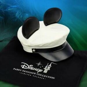 Disney Jungle Cruise Skipper Ear Hat Dwayne The Rock Johnson In Hand Ships Now