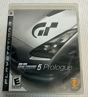 Gran Turismo 5 Prologue  Sony PlayStation 3  2007 Complete