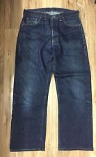 Levis Lvc  201 555 W35 L40 Made In USA