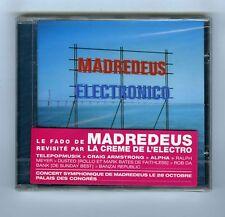 CD (NEW) MADREDEUS ELECTRONICO