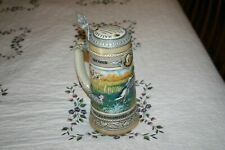 Ducks Unlimited Beer Stein The Waterfowl Series 2nd Ed. Mallard 1988