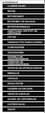 Nissan Terano R20 Werkstatthandbuch-Reparaturanleitung auf Deutsch