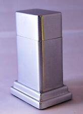 Zippo Barcroft Table Lighter Chrome very clean