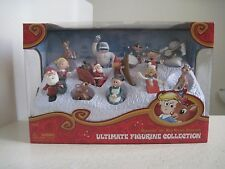 Rudolph The Red Nosed Reindeer ULTIMATE FIGURINE COLLECTION