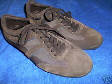 HUGO BOSS SNEAKERS SHOES  SIZE 11.5 12 EURO 45  WORN ONCE.!! VERY NICE.!!
