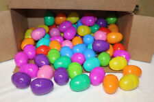 40 Lot Toy Filled Holiday Easter Eggs Surprises Colorful Hunt Basket Stuffers