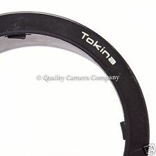 Tokina AT-X 80-200mm f/2.8 Lens Hood - TOKINA BRAND ORIGINAL HOOD - EXCELLENT