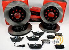 Audi A3 8P - Metzger Bremsscheiben Bremsen Bremsbeläge für vorne hinten*