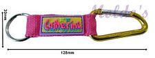 Caitherine name Bright key ring personalized keychain split keyring colorful