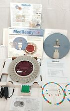 MedReady 1700 Automatic Medication Pill Dispenser With Alarm